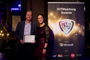 Magic Hands BV wint ICTWaarborg Award 2016